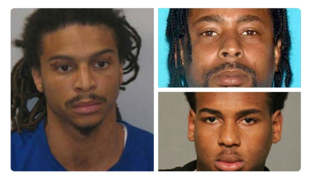 Three men indicted in deadly A.C. Expressway shootout