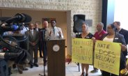 Atlantic County leaders rally against hatred in light of Charlottesville, presidential response