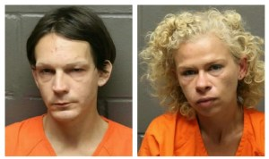Pair allegedly tried to sell high-powered rifle and pipe-bomb makings