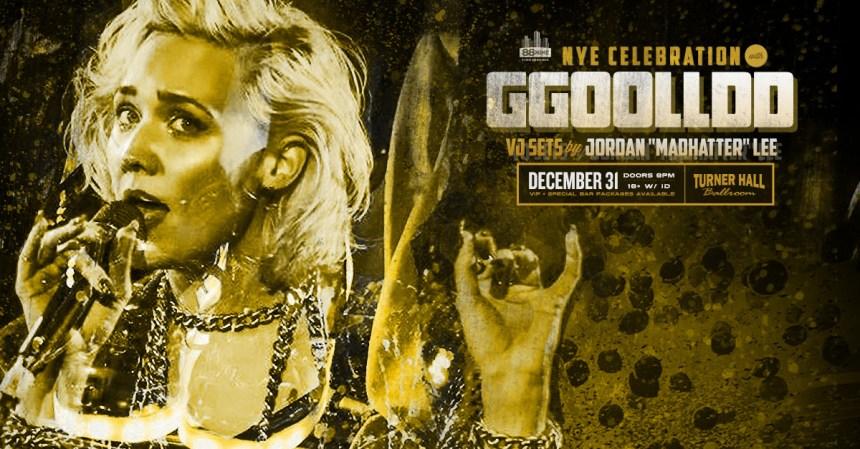 Gggolldd New Years