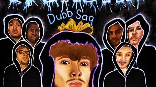 """Cover Artwork for Dubb Saq - """"Worship"""""""