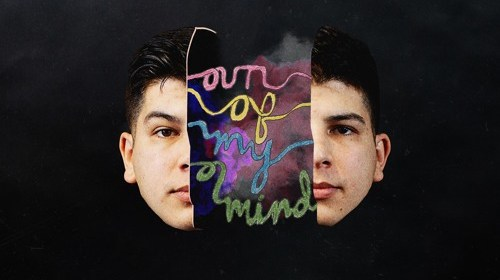 "Cover artwork for Joe Quinto - ""Out Of My Mind"""