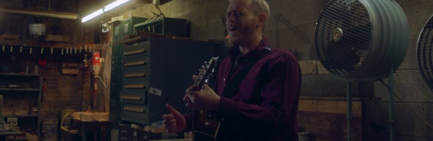 "Video still from Ben Wagner - ""Take My Time"""