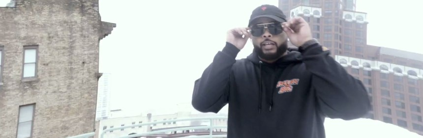 "Video still from King Cezar - ""On My Way"""