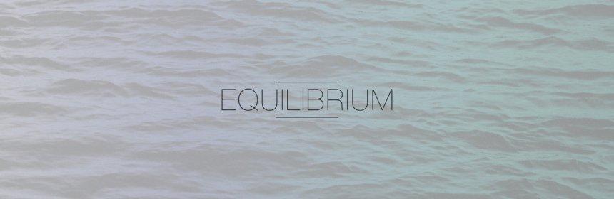 "Cover artwork for Martiln - ""Equlibrium"""
