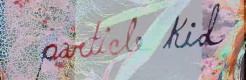 "Video still from Particle Kid - ""Stroboscopic Light"""