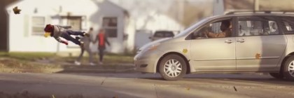 "Video still from Kill The Motherboard - ""Saint Paul"""
