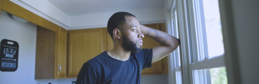 "Video still from AWillThaGreat - ""Window Pain"""