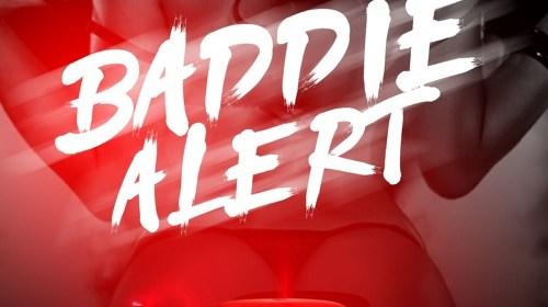 """Cover artwork for Kaylee Crossfire - """"Baddie Alert"""""""