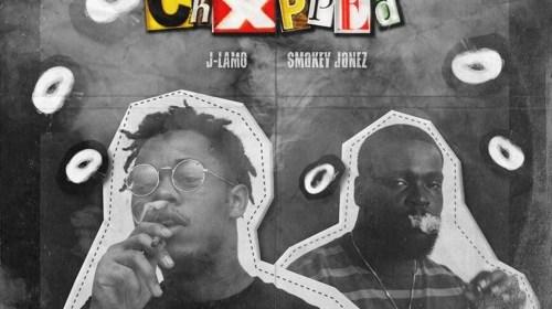 "Cover artwork for J-Lamo Featuring Smokey Jonez - ""Chxpped"""