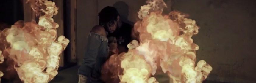 """Video still from BoodahDARR - """"Demon Music"""""""