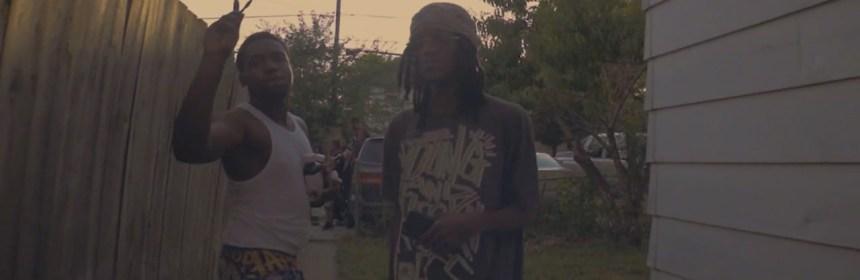 """Video still from Boss Major Featuring Big Cash - """"Cheech X Chong"""""""