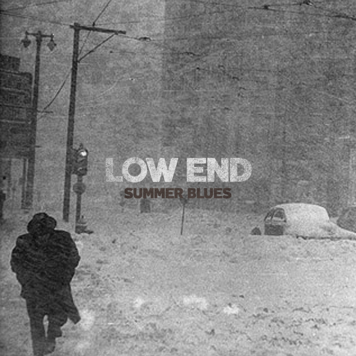 """Cover artwork for Low End - """"Summer Blues"""""""