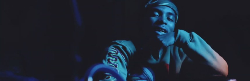 """Video still from Emazon - """"Just Gettin Started"""""""