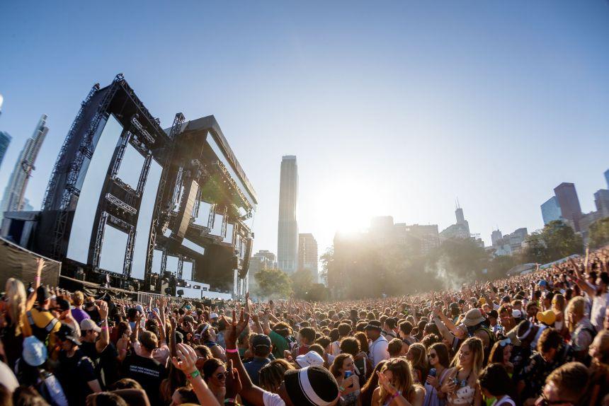 Lollapalooza 2019, by Shea Flynn