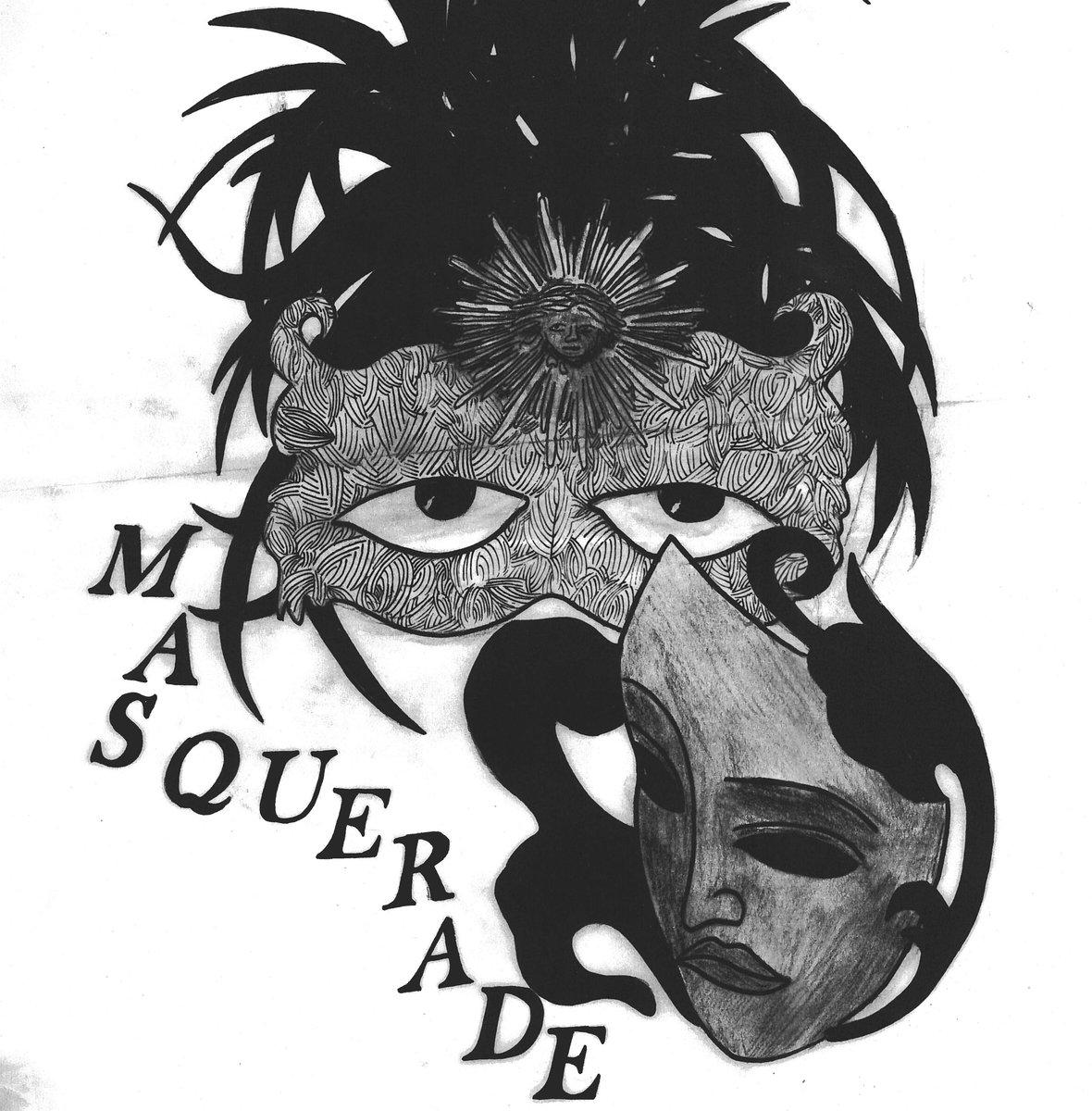 """Cover artwork from Masquerade - """"Demo"""""""