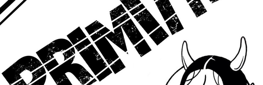"Cover artwork for Primitivs - ""Demo"""