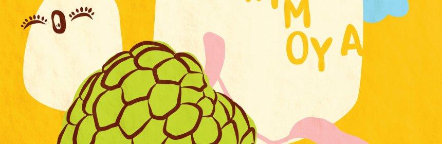 """Cover artwork for Cherimoya - """"Cherimoya"""""""