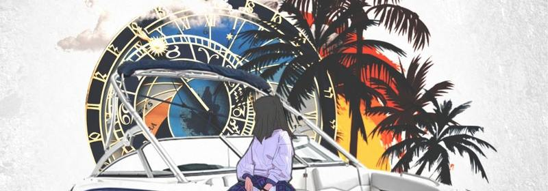 "Cover artwork for Cardiac Da Pulse - ""Right Time"""