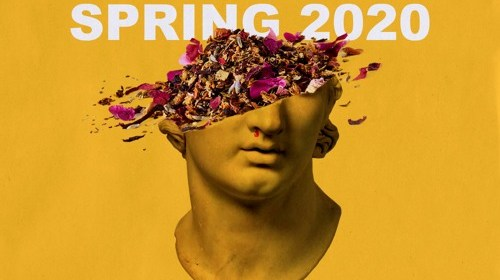 "Cover artwork for Von Alexander - ""Spring 2020"""