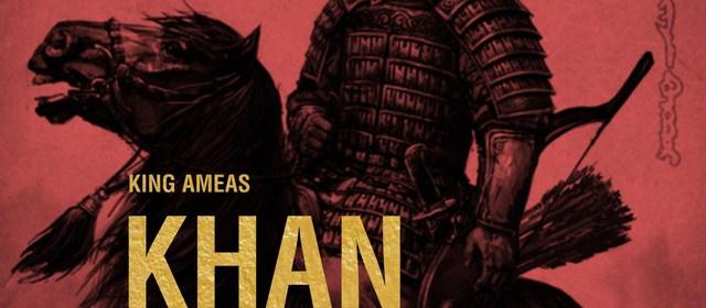 """Cover artwork for King Ameas - """"Khan"""""""