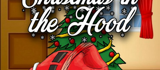 "Cover artwork for Lui Mann Featuring Harmony - ""Christmas In The Hood"""