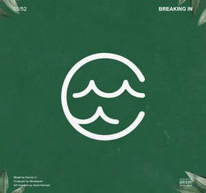 "Cover artwork for Wave Chapelle - ""Breaking In"""