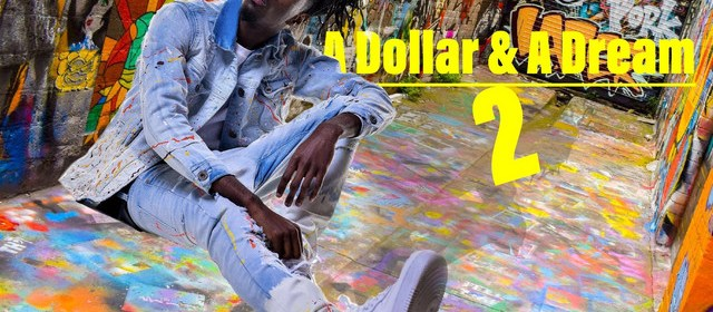 """Cover artwork for Lil D Mke - """"A Dollar & A Dream 2"""""""