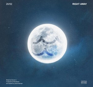 """Cover artwork for Wave Chapelle - """"Right Away"""""""