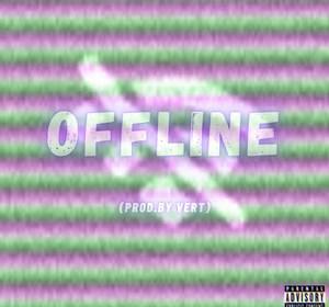 """Cover artwork for Iammarcandrew - """"Offline"""""""