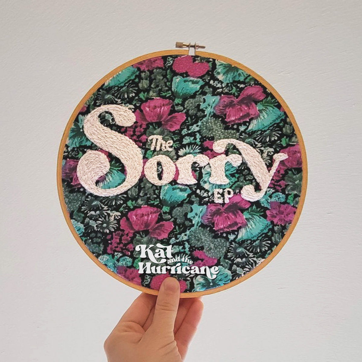 """AUDIO: Kat And The Hurricane – """"The Sorry EP"""""""