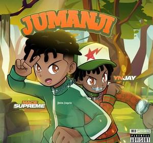 "Cover artwork for Mace Supreme Featuring YN Jay - ""Jumanji"""