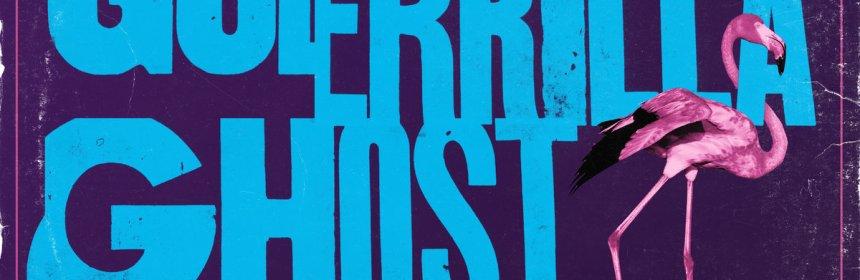 "Cover artwork for Guerrilla Ghost - ""Summertime '86"""