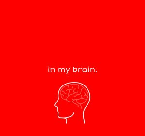 """Cover artwork for Armon Hassan - """"In My Brain"""""""