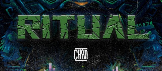 """Cover artwork for Chan - """"Ritual"""""""