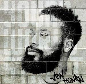 "Cover artwork for Jon Henry - ""Young World Street"""