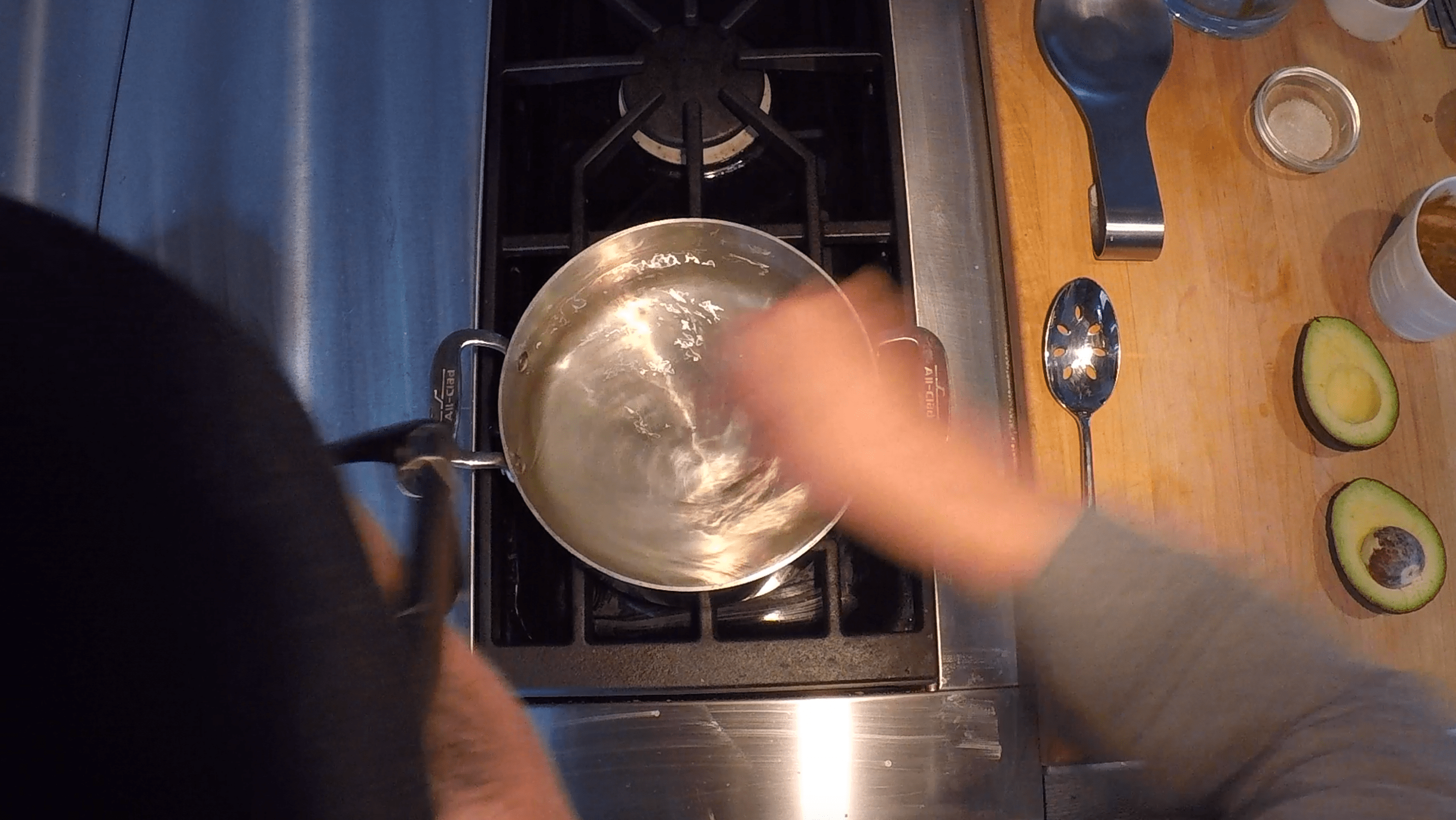 Whirlpool Poached Egg