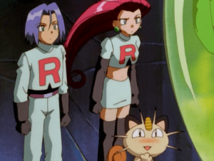 Pokemon The First Movie Team Rocket