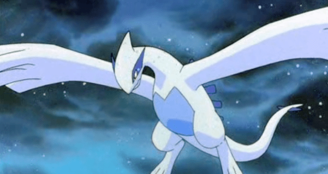 Pokemon The Movie 2000 Lugia