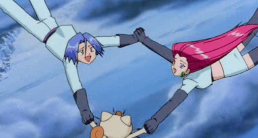 Pokemon The Movie 2000 Team Rocket sacrifice