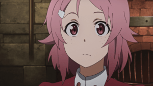 Sword Art Online Lisbeth