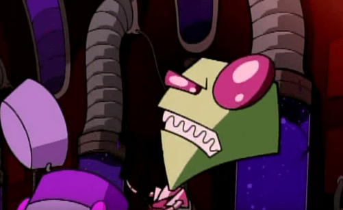 Invader Zim More Piggies