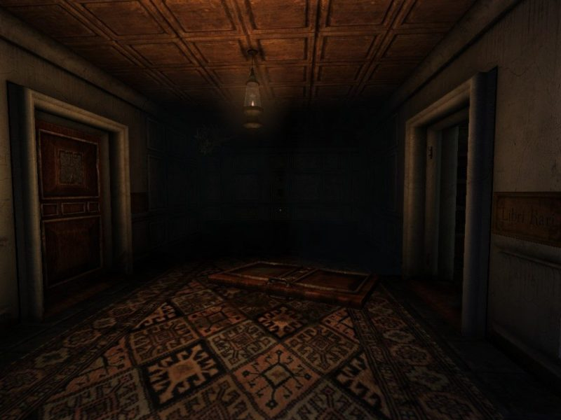 Amnesia: The Dark Descent Archives
