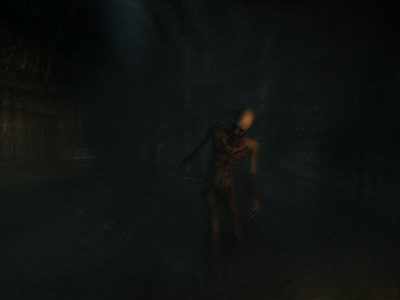 Amnesia: The Dark Descent suitor