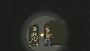 Home: A Unique Horror Adventure skeleton