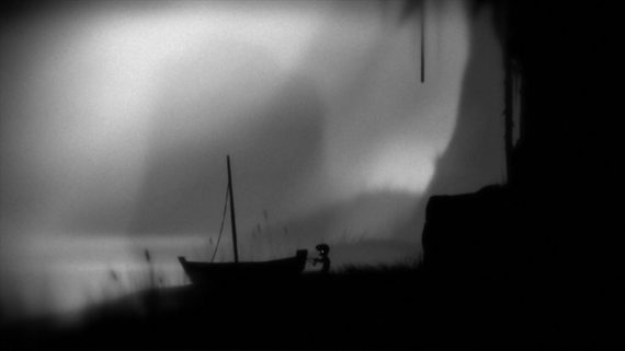 LIMBO game sailboat