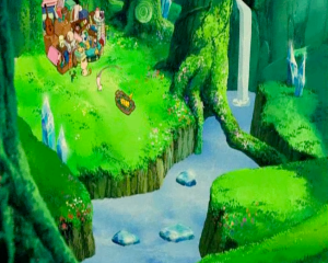 Pokemon: Lucario and the Mystery of Mew Tree of Beginning