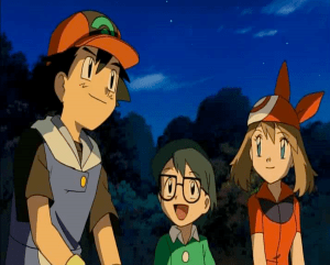 Pokemon: Lucario and the Mystery of Mew Ash May Max