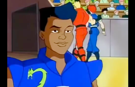 Double Dragon: The Animated Series Jimmy Lee Michael Marian