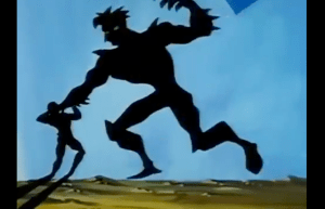 Double Dragon: The Animated Series Billy Lee and Shadow Boss